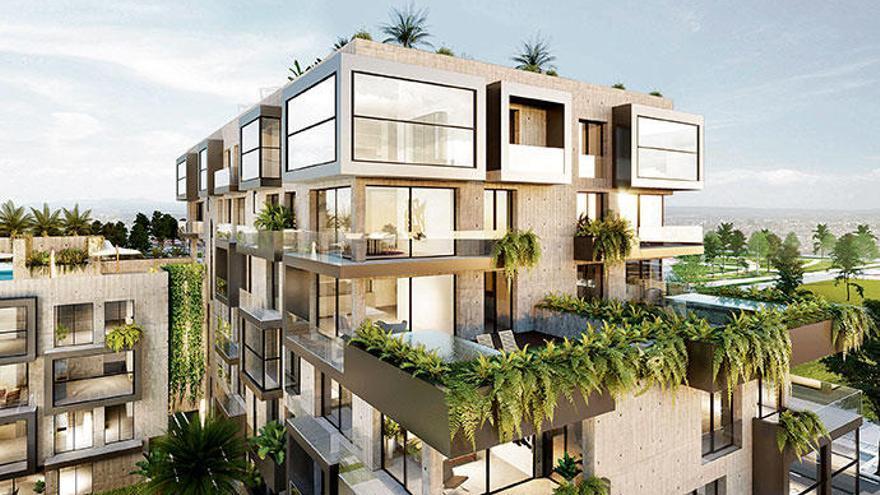 Jetzt schlägt auf Mallorca die Stunde der Neubauten