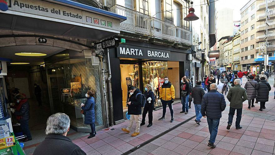 Pontevedra busca la suerte en el 21