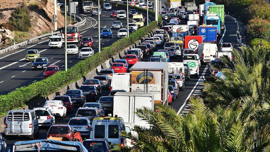 El Gobierno de Canarias inicia el diseño definitivo de la vía que aliviará la GC-1
