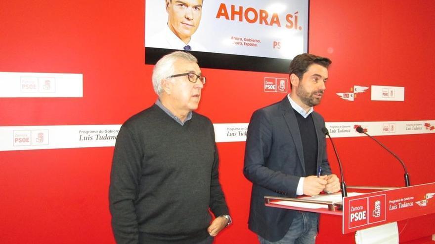 """El PSOE pide """"paciencia"""" con Monte la Reina y la N-122 en Zamora"""