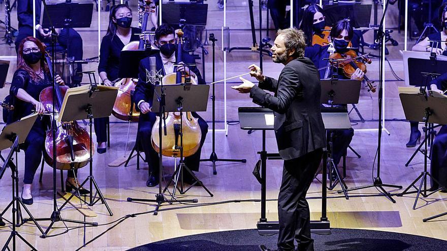 ADDA Simfònica cierra su temporada con Falla y Piazzolla