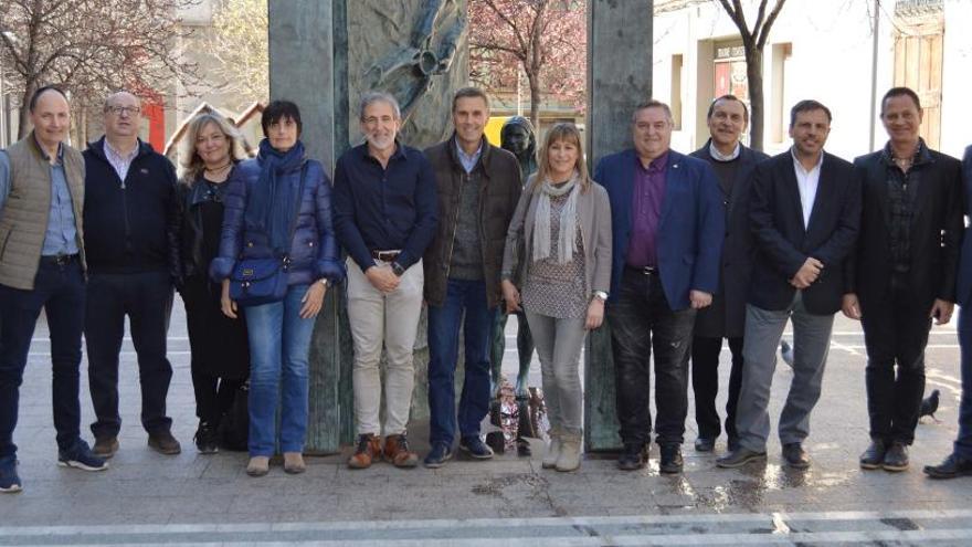 El grup impulsor de l'ExpoBages treballa per crear un gran esdeveniment ciutadà