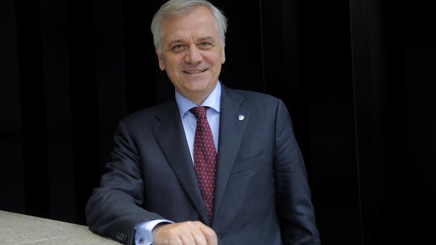 Guillermo Ulacia, nuevo vicepresidente y primer ejecutivo de Tubos Reunidos