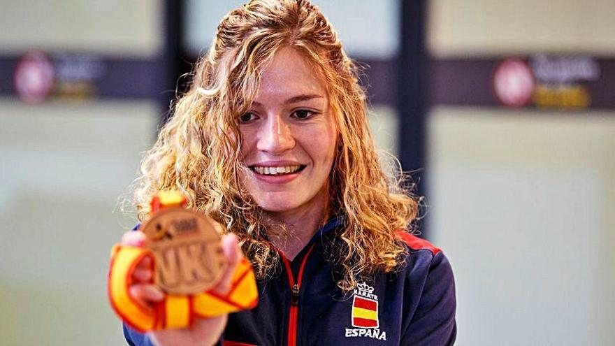 Cristina Ferrer: «No digo que no vuelva a competir por ocio»