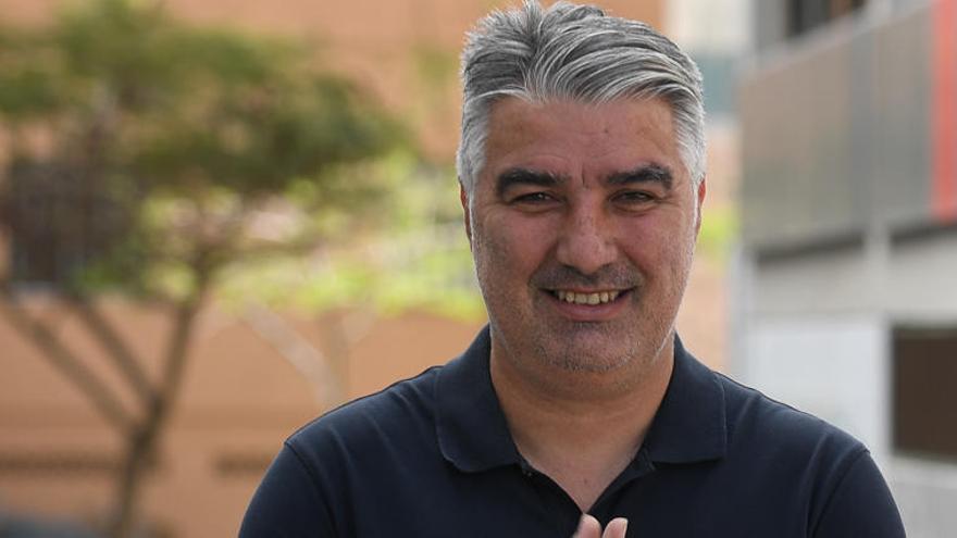 Víctor Afonso amplía su periplo en Arabia Saudí