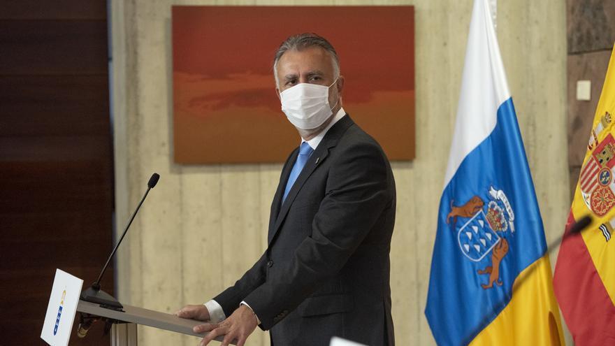 Torres abogaría por mantener control en puertos y aeropuertos tras la alarma