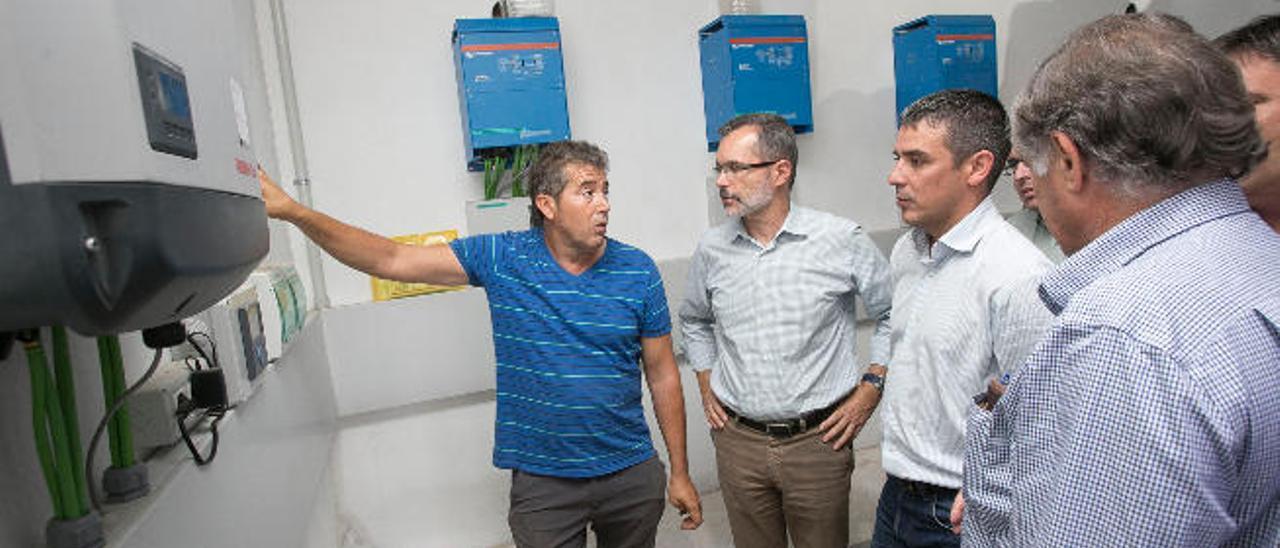 El Gobierno invita al sector ganadero a autobastecerse con energías limpias