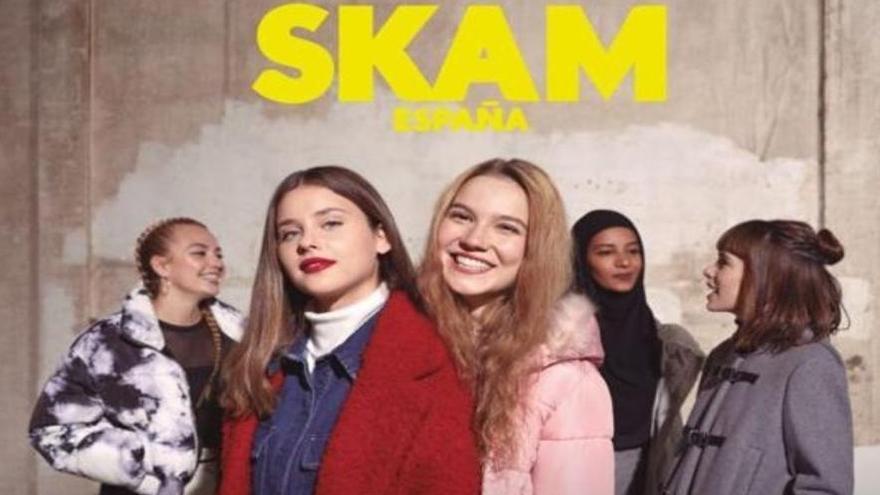 Lo último de Skam España ya tiene fecha de estreno