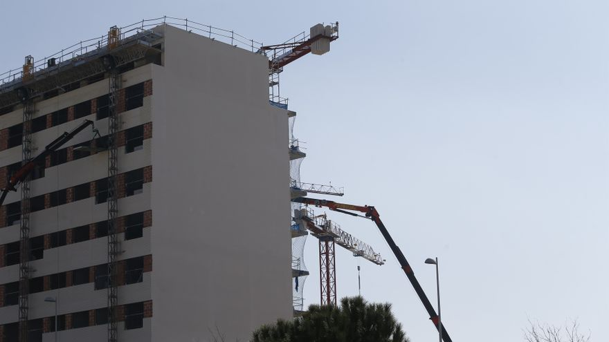 La compraventa de viviendas repunta un 146% en mayo respecto a 2020
