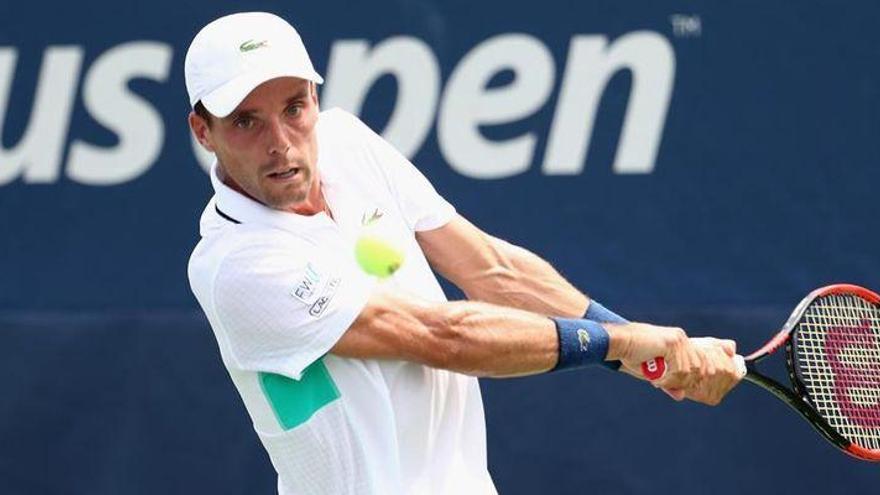 Bautista se despide a las primeras de cambio del US Open