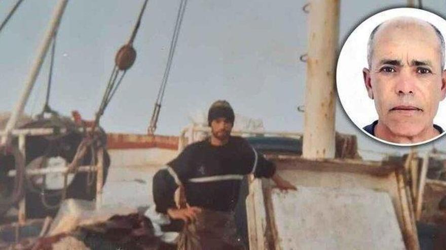 La familia del tripulante del pesquero desaparecido en Alborán denuncia al patrón
