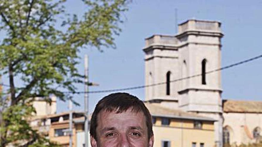 Héctor Amelló, nou portaveu provincial de Ciutadans a Girona