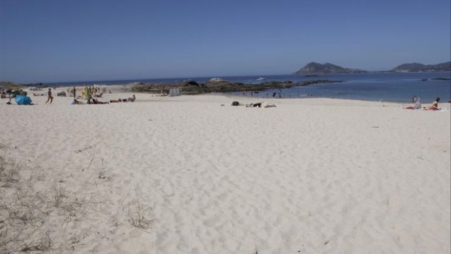 Playa de Cabeiro