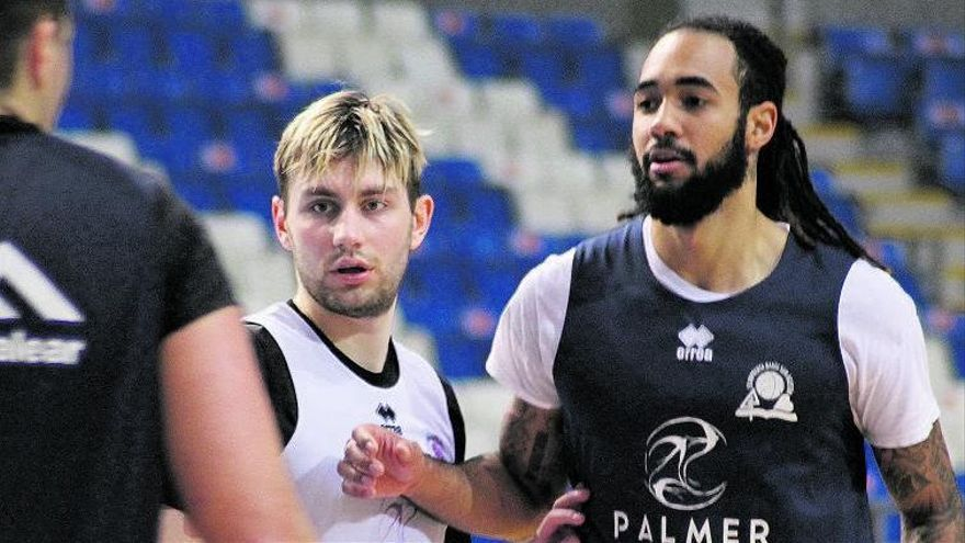 El Palmer Palma desafía al Leyma Coruña en un nuevo asalto hacia los playoffs