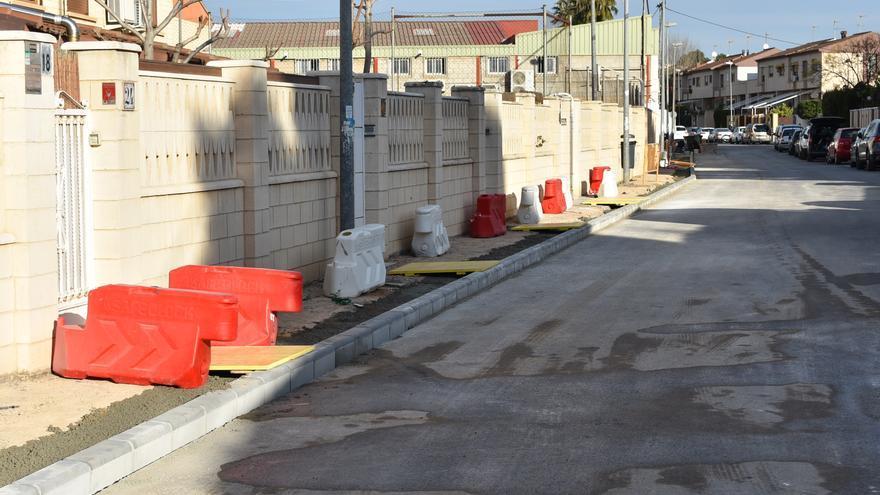 Petrer mejora la accesibilidad en el barrio San José