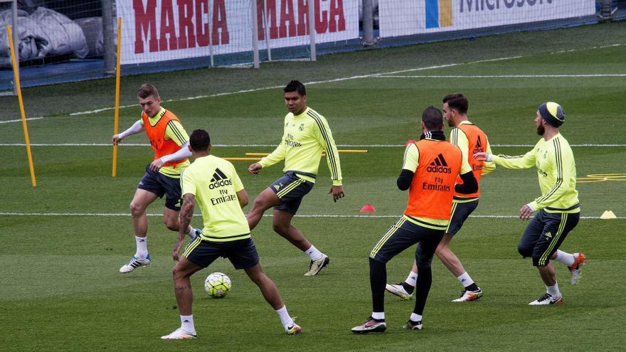 El Real Madrid no descarta a Kroos para recibir al Villarreal