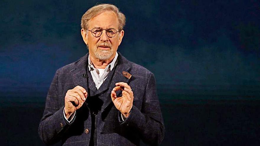 Netflix ficha a Steven Spielberg para producir varias películas al año