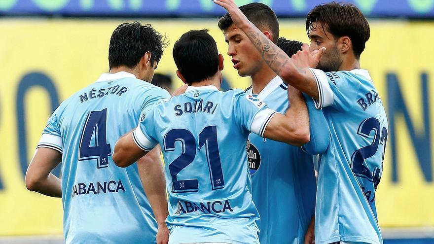 El Celta sale victorioso en un festival de goles ante el Villarreal