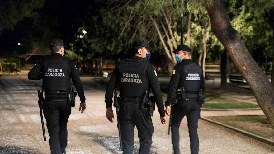 Sin incidentes graves esta madrugada sin estado de alarma en Aragón