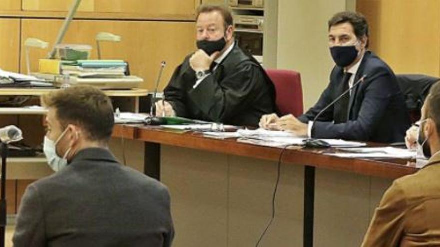 Sergi Enrich y Luna, dos años de cárcel por la difusión de un vídeo sexual