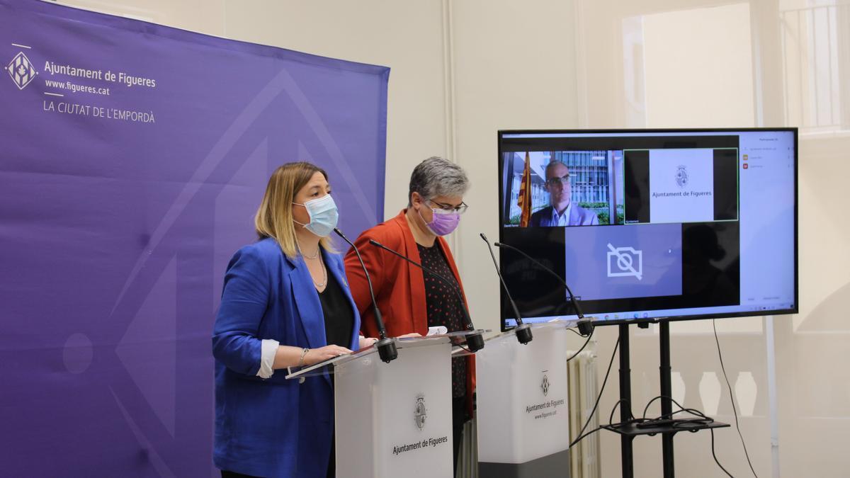 Presentació de la Mobile Week Figueres 2021