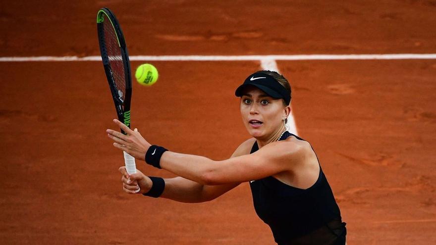 Badosa se queda a las puertas de las semifinales en Roland Garros