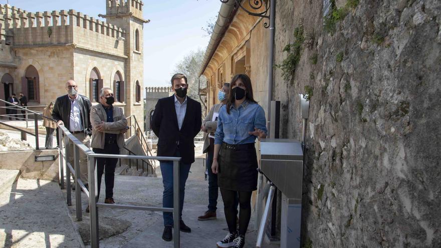 El Castell de Xàtiva reabre sus puertas con mejoras en los espacios