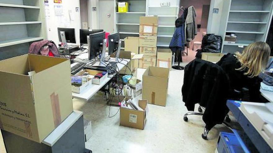 Los abogados reclaman un juzgado Penal en Alzira para aliviar el atasco en València