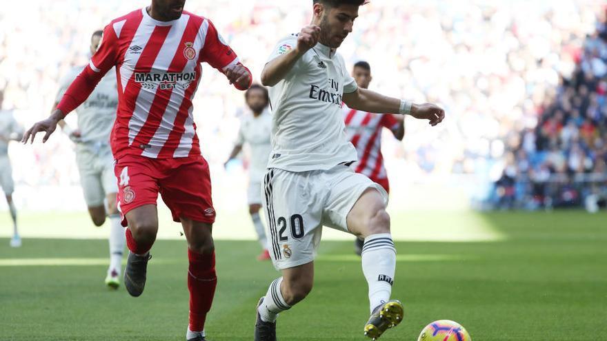 Las imágenes del Real Madrid - Girona