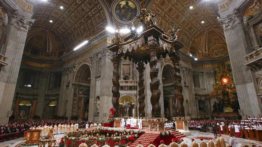 El Vaticano pide no considerar las misas como reuniones para evitar las restricciones