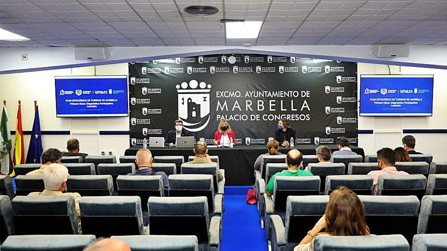 La UMA propone potenciar el turismo de congresos y eventos en Marbella