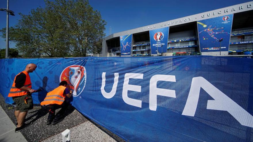 La UEFA dará en 'streaming' los partidos que no emita Mediaset