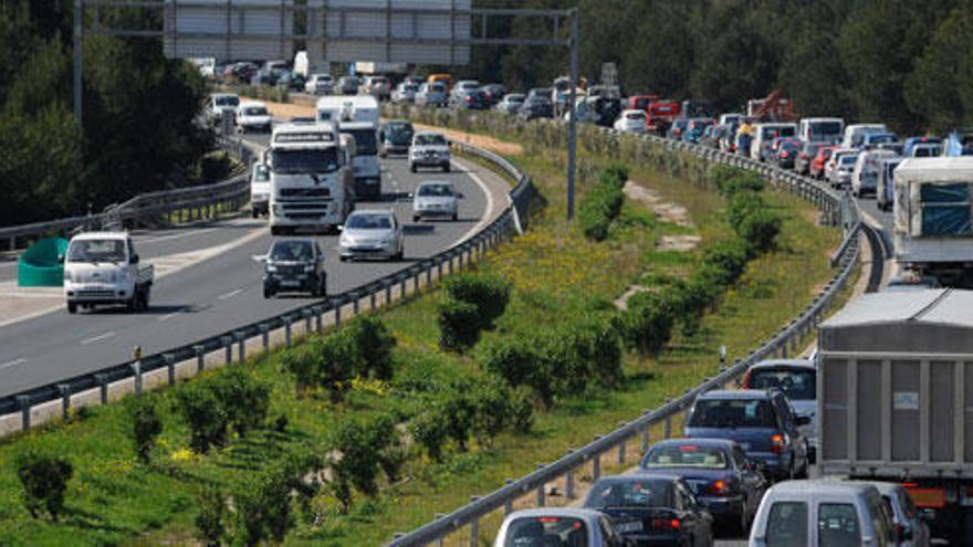 Wegen Bauarbeiten: Nächtliche Sperrungen auf Autobahn Palma-Inca