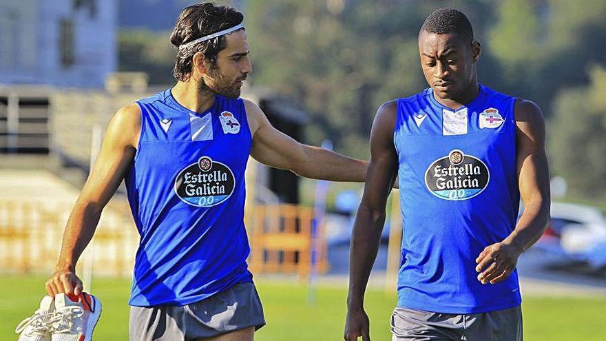 Michele Somma anunció su adiós al Deportivo tras dos años en A Coruña