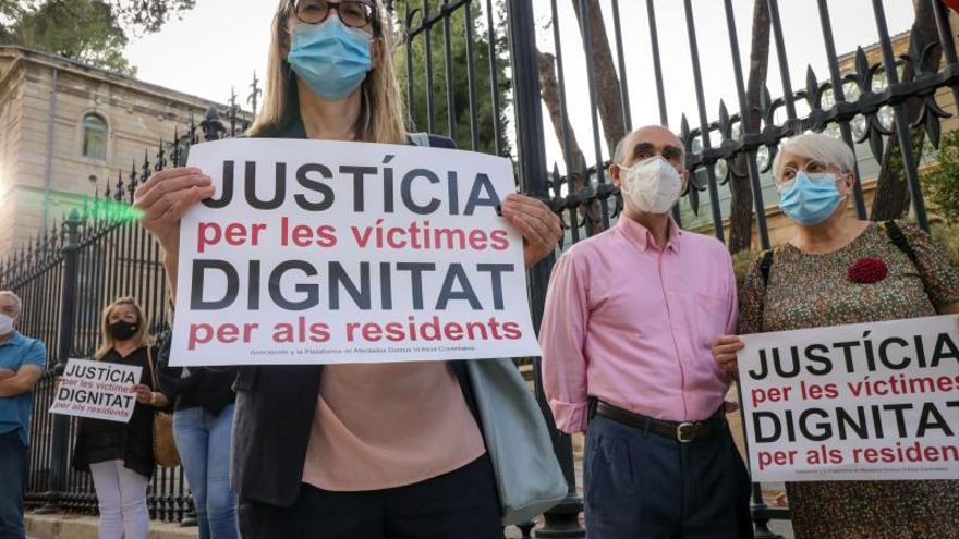 La Generalitat sanciona con 40.000 euros al geriátrico de Alcoy por falta de personal