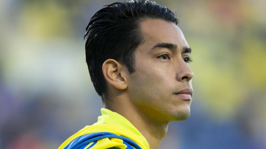 El delantero Sergio Araujo, el tercer positivo en la UD