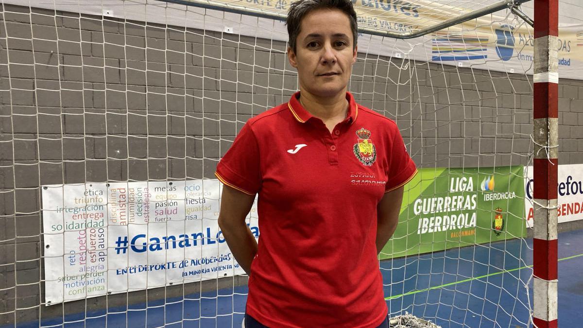 Cristina Cabeza sustituirá a Diego Lafuente como entrenadora del Liberbank Gijón
