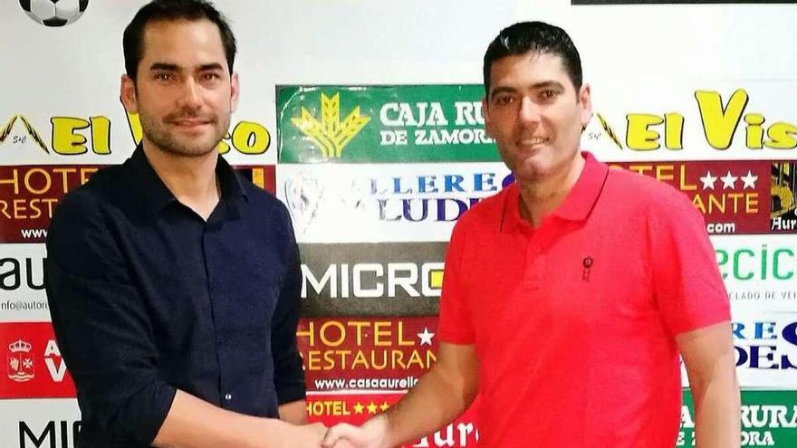 Mario Prieto entrenará al CD Villaralbo