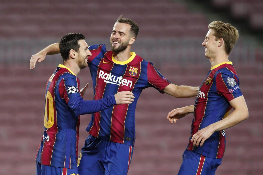 Champions League: Barcelona - Dinamo Kiev