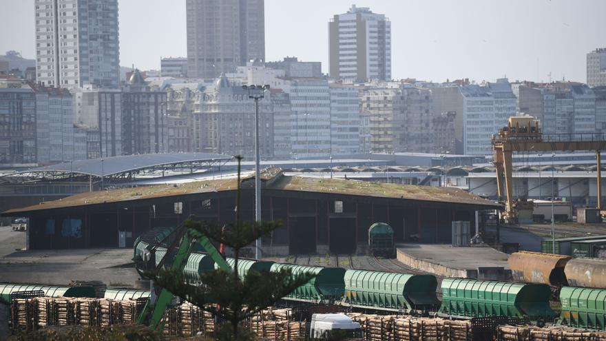 El plan portuario de la Universidad plantea convertir la estación del muelle de San Diego en un edificio multiusos