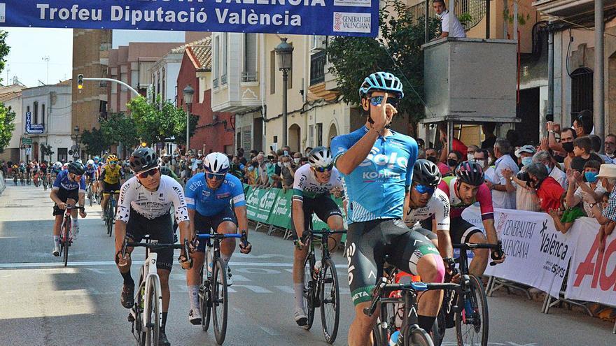 Prades se lleva La Volta a València