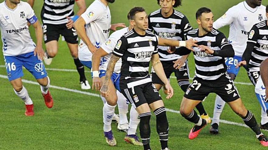 Castro, sin gol en el Heliodoro