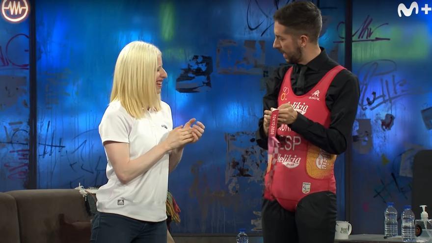 El comentario fuera de lugar de Broncano hacia la medallista paralímpica Susana Rodríguez