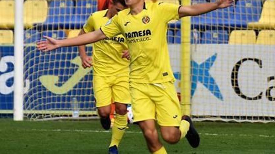 Vivancos: «Este Villarreal C arriba tiene mucho gol»