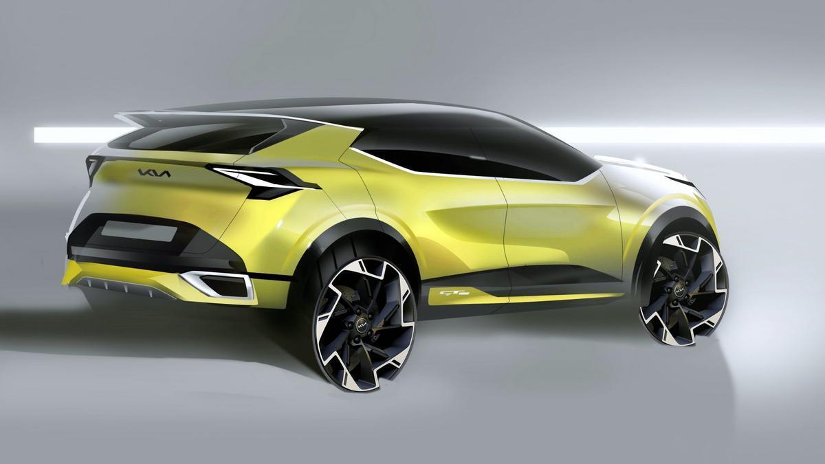 Así será el nuevo Kia Sportage en Europa