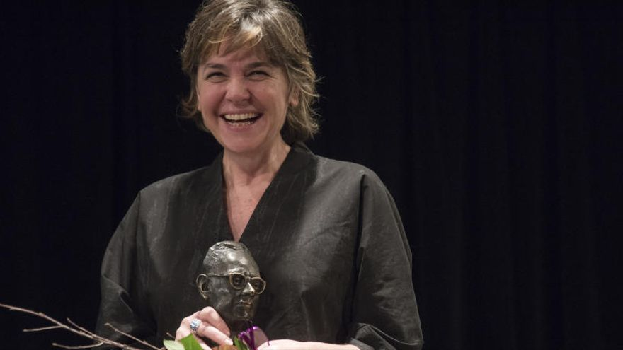 Marta Marín-Dòmine també obté el Premi Crítica Serra d'Or de novel·la