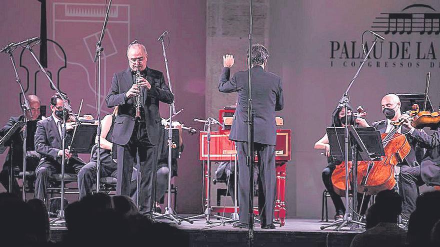 Vicente Llimerá, el canto del oboe