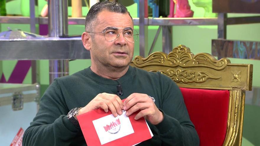 Jorge Javier Vázquez será el primer 'tronista' gay de 'Mujeres, hombres y viceversa'