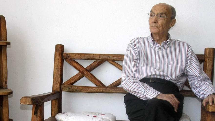 """La mujer de Saramago en el aniversario de su muerte: """"Los autores no se pierden"""""""
