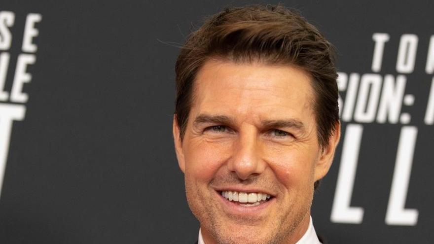 Tom Cruise rodarà una pel·lícula a l'espai
